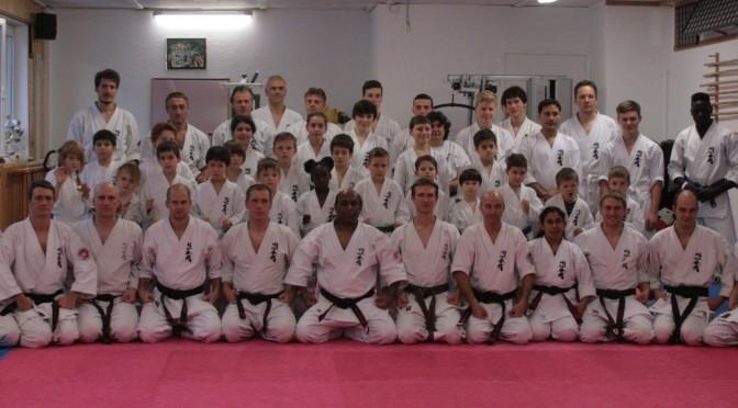 Freiburger Enshin Karate Winterseminar 2014