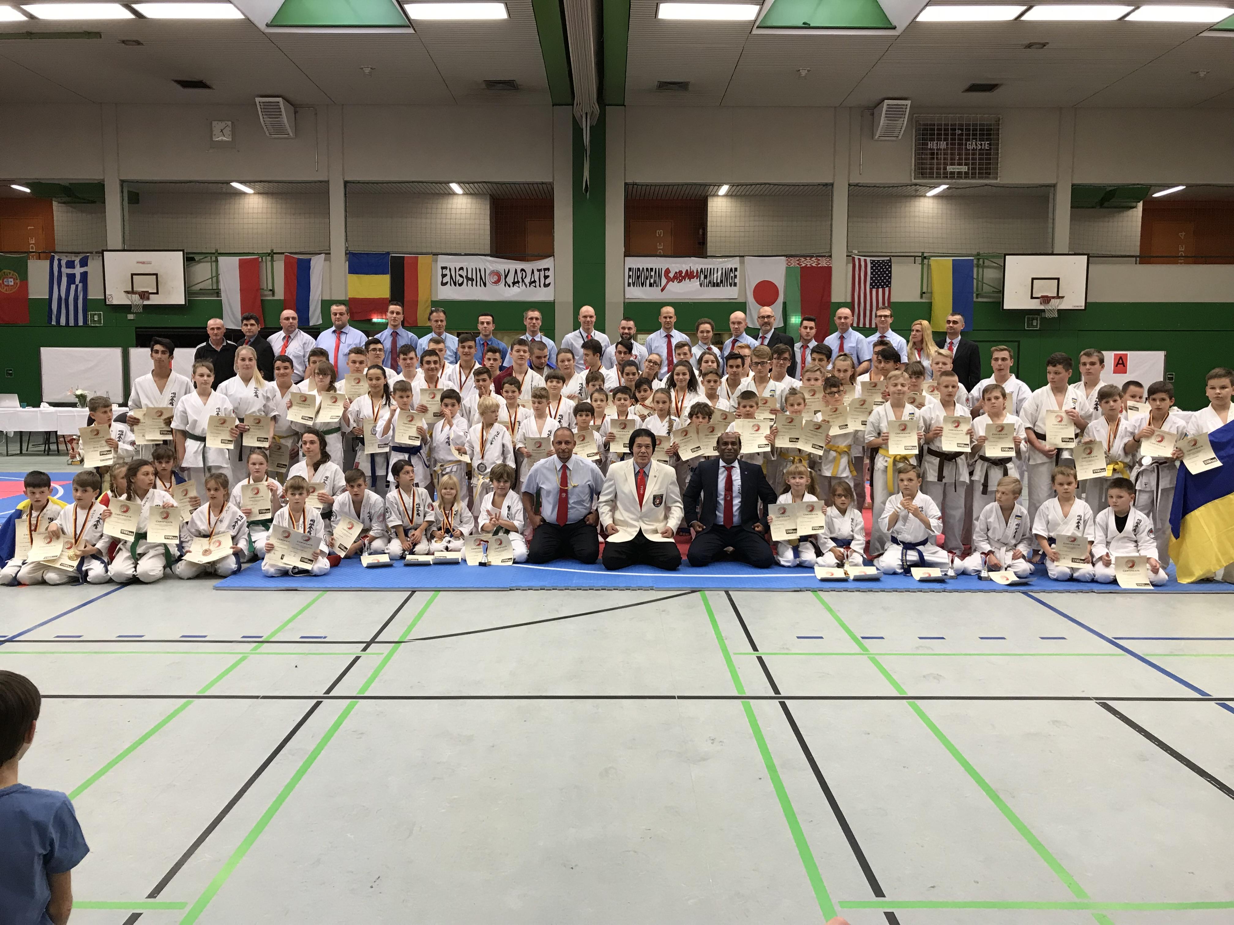 Europameisterschaft 2017 Kinder