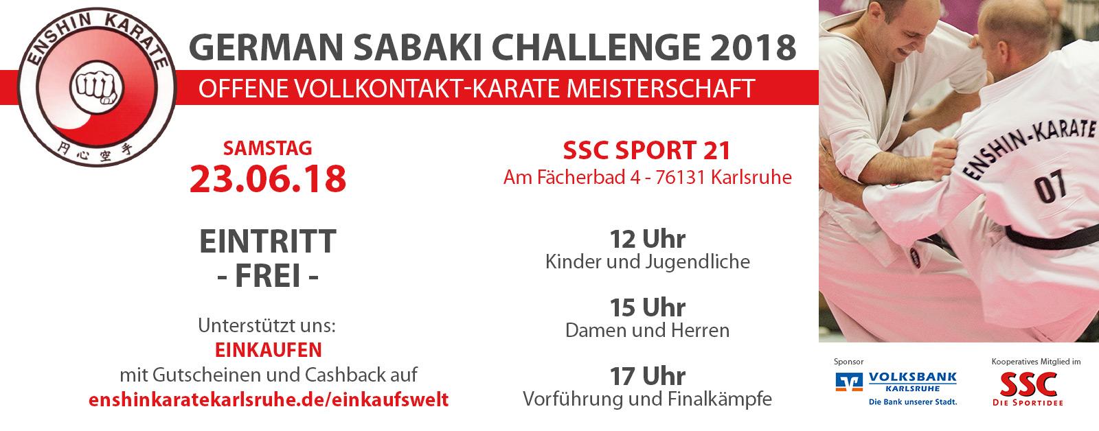 German Sabaki Challenge